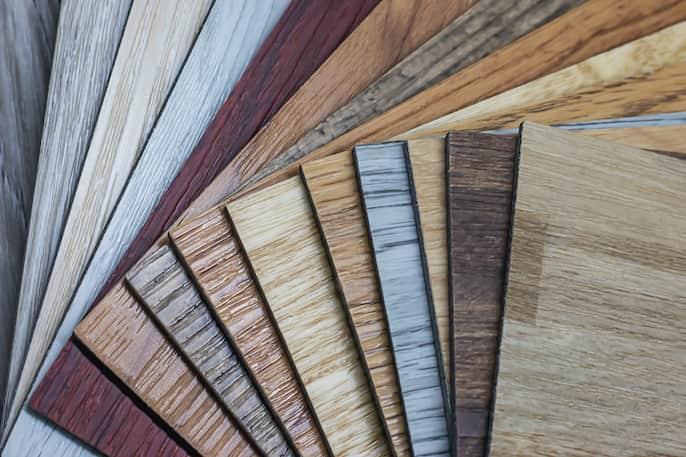 diseños variados de suelos vinilicos